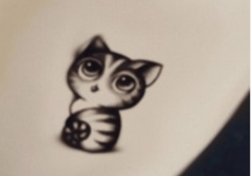 tattoo gatto2