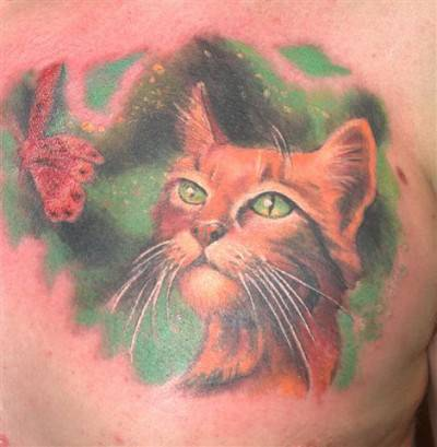 tattoo gatto4