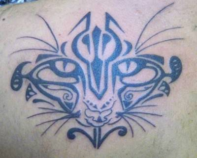 tattoo gatto9