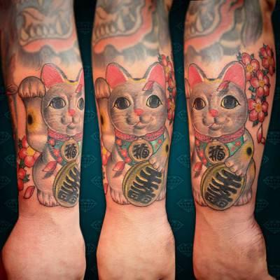 tattoo gatto9a