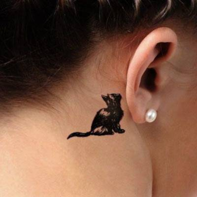 tattoo gatto9b