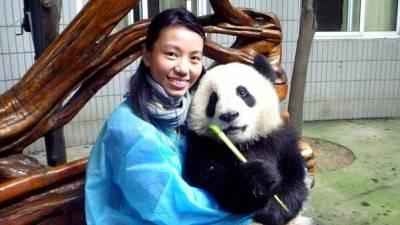 Panda Hugger