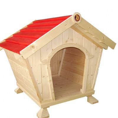 Cuccia legno
