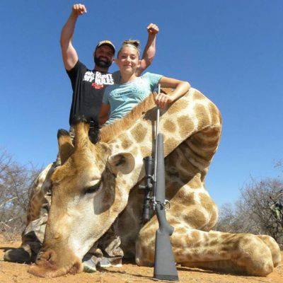 aryanna gourdin giraffa