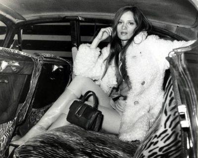@Getty images/Celia Hammond, 1970 contro la caccia alle foche