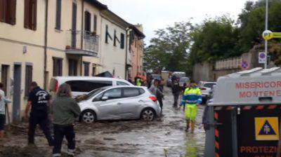 Nubifragio Livorno, oggi l'ultimo saluto a 7 delle otto vittime