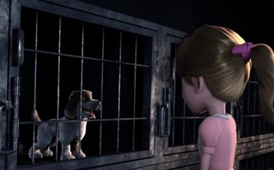 animali animazioni 3d