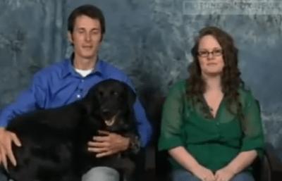 cane salva neonato