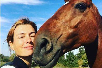 carlotta mantovan passione cavalli