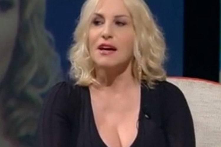 Antonella Clerici frana