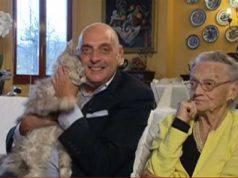 Paolo Brosio gatto