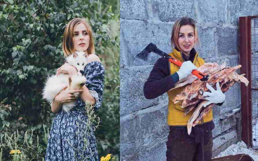 cambiare vita con animali