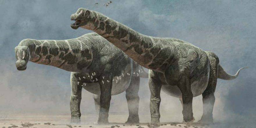 patagotitan dinosauro