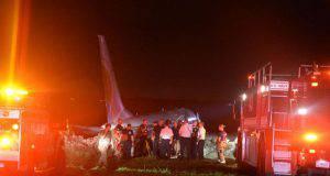 incidente aereo jacksonville