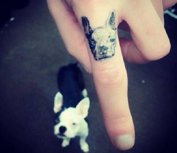 tatuaggio animali