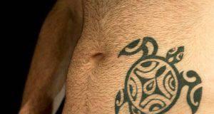 Tartaruga: tatuaggio