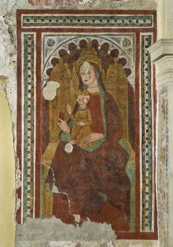 Madonna con la rondine