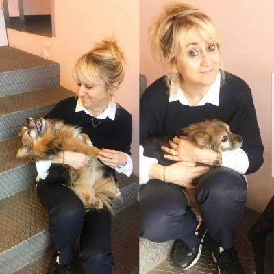 Luciana Littizzetto, addio all'amata cagnolina: