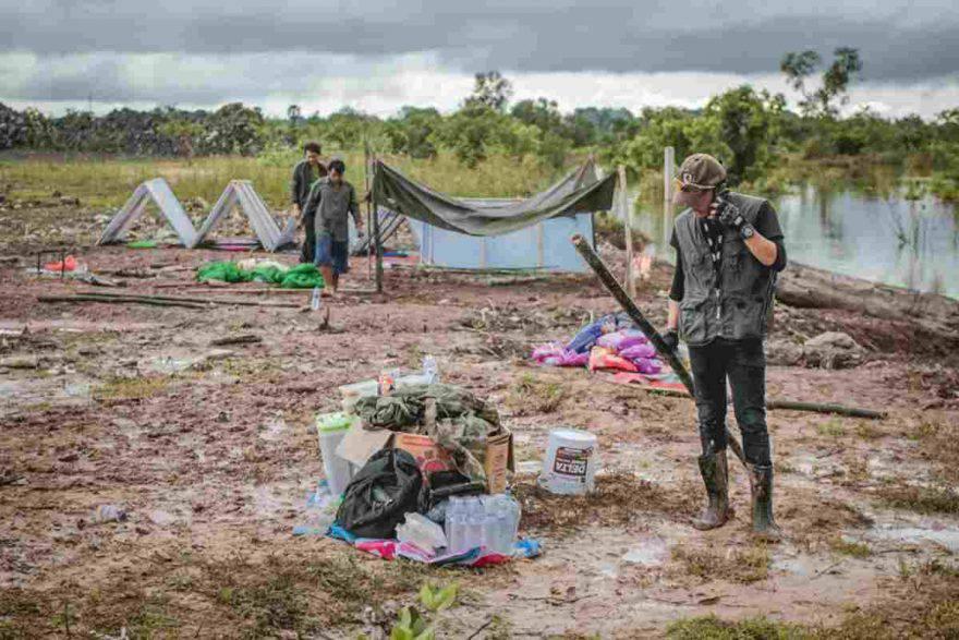 rifugi cani alluvione thailandia