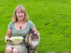 gatto fagioli piselli lenticchie