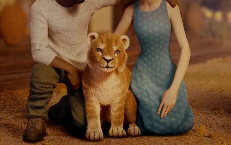 leone sfruttamento turismo
