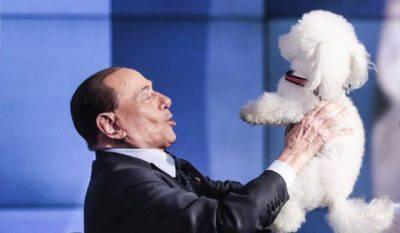 Berlusconi e Dudù