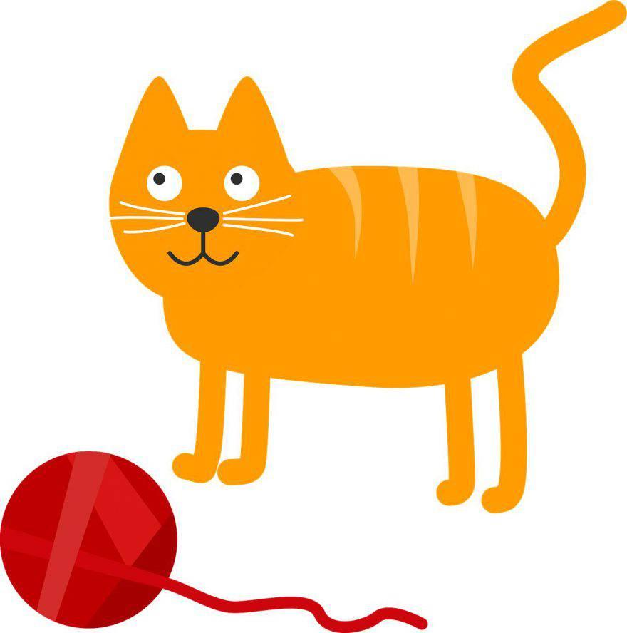 Giochi pericolosi per gatti