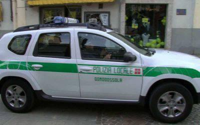 Polizia locale Domodossola