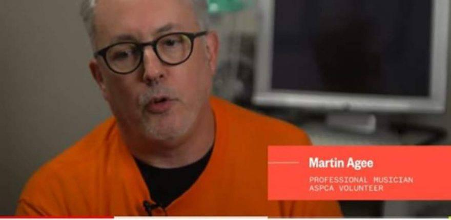 Martin Agee