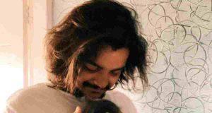 Bagheera e il suo padrone Yash (Foto Facebook)