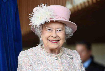 Regina Elisabetta pellicce