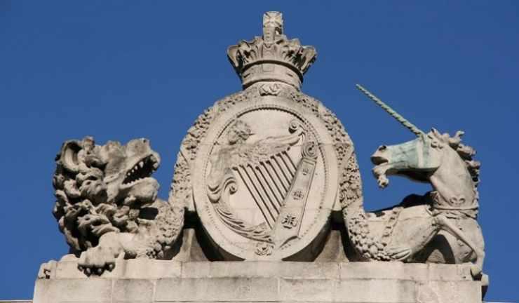 unicorno leone simbolo scozia inghilterra
