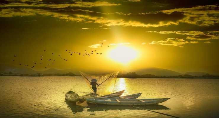 Pescatore (Fonte Pixabay)