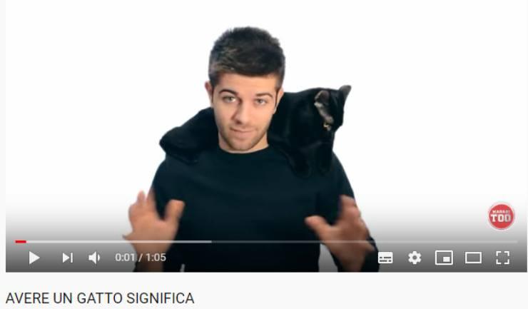 Federico santaiti gatto nero