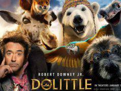 Dolittle Robert Downey Jr 2020