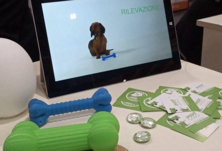 smartosso salute cane tecnologia