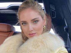 La Ferragni con la pelliccia (Foto Instagram)