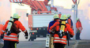 Pompieri in azione (Foto Pixabay)