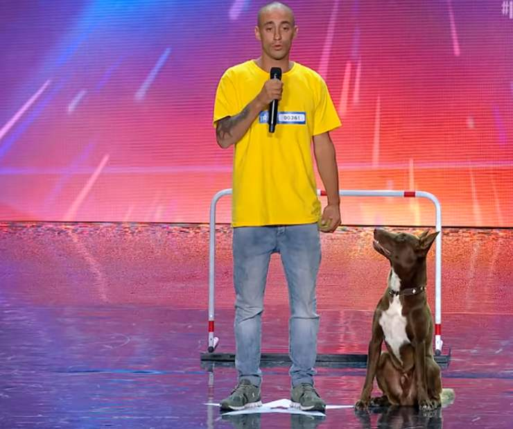 cane Italia's Got Talent 2020