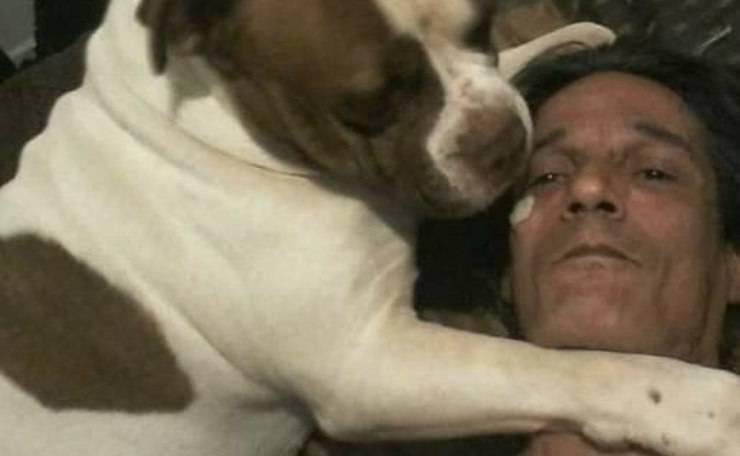 cane rimane solo morte proprietario