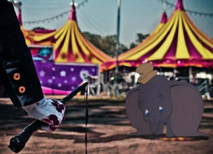 Animali Disney nel mondo d'oggi
