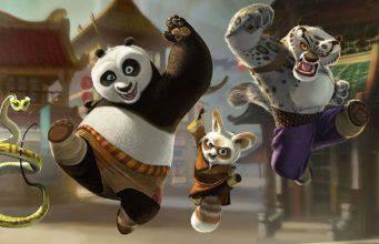 Animali di Kung Fu Panda
