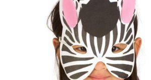 maschere di animali