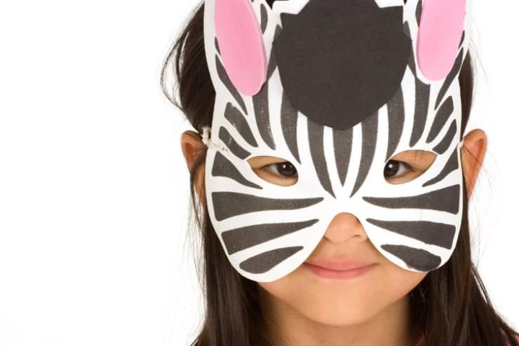 Maschere Di Animali Da Stampare Ritagliare E Colorare Per I Bambini