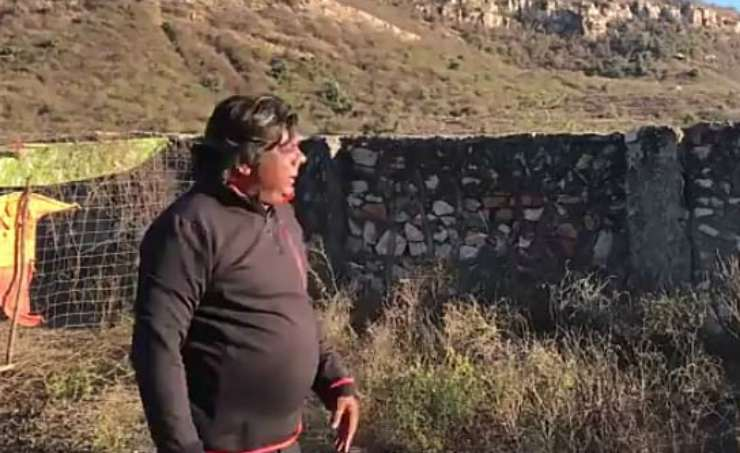 Il fondatore del progetto (Foto video)