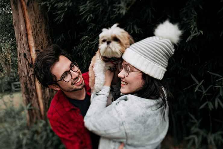 san valentino con cane 2