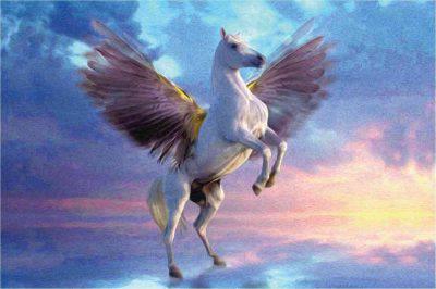 cavalli mitologia leggende