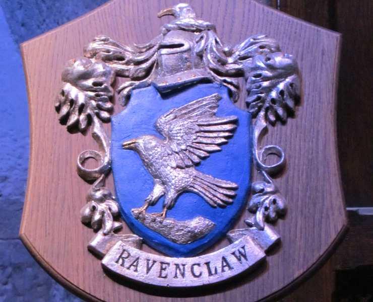 Corvonero casa Hogwarts Harry Potter