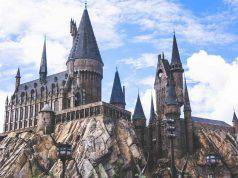 Hogwarts casa Harry Potter