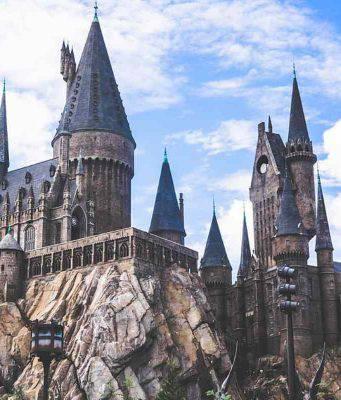 Hogwarts casa Harry Potter